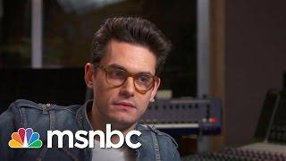 John Mayer, 'Recovered Ego Addict'   msnbc