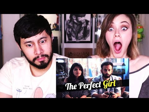 Xxx Mp4 BE YOUNICK THE PERFECT GIRL Reaction 3gp Sex