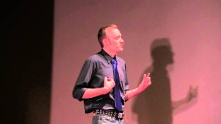 Self address: David Baxley at TEDxSUU