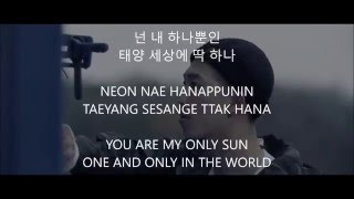Run - BTS [Han,Rom,Eng] Lyrics