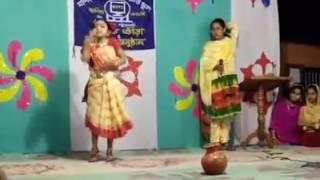 Little Girl Funny Dance At Barishal