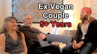 Ex-Vegan Couple (5+ Years): Experienced Declining Mental & Physical Health + Accelerated Aging