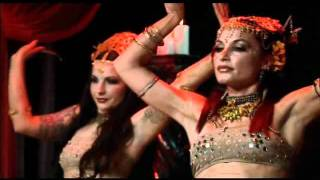 Bellydance Superstars Tribal Fusions - L'art exotique du Bellydance - Kami Liddle et Sabrina -