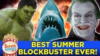 Best Summer Blockbuster Ever!