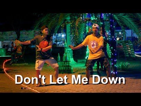 Nella Kharisma   Don't Let Me Down #COVER NGAPLO