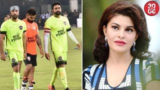 B-Town Lose To Cricketers In A Charity Football Game | Jacqueline To Star In A Hollywood Remake