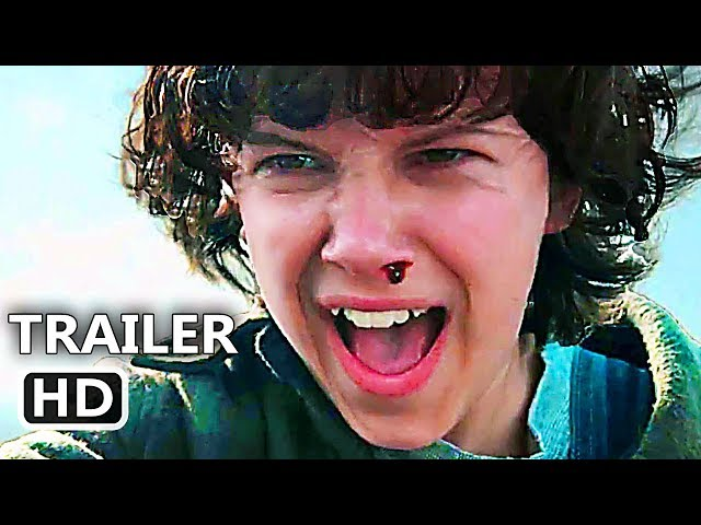 STRANGER THINGS Season 2 FINAL Trailer (2017) Netflix TV Show HD