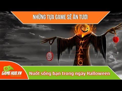 Halloween 2015 Những tựa game mobile kinh dị nhất để chơi