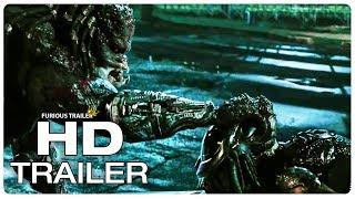 PREDATOR Mega Predator Vs Predator Fight Scene Trailer (NEW 2018) Thomas Jane Action Movie HD