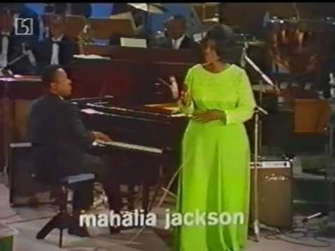 Mahalia Jackson 1967 Berlin Come On Children Let s Sing encores
