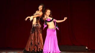 Badriyah and Nathali - modern raks sharki