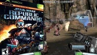 Star Wars Republic Commando - Retro Review