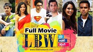 Life Before Wedding (LBW) Telugu Full Length Movie    Asif Taj, Rohan Gudlavalleti, Chinmayi