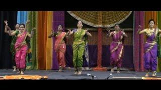 IACA Atlanta Festival of India 2015 - Maharashtra Mandal Performance