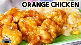 Easy Orange Chicken Recipe (Better Than Panda Express!)