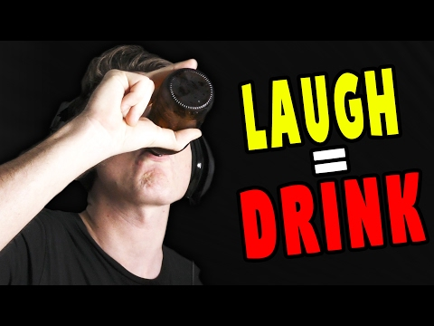 TRY NOT TO LAUGH CHALLENGE Alcohol Edition