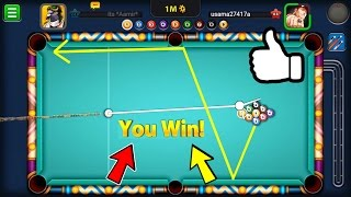 How To Win 9 Ball Pool Without Potting Any Ball - NEW GOLDEN BREAK ? [Miniclip 8 Ball Pool]