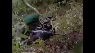 heboh film perang tentara vs anak2 tenggarong.