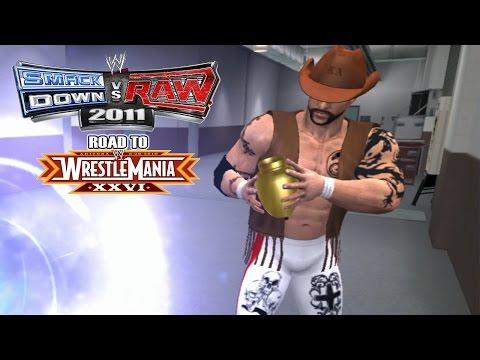 WWE SmackDown vs Raw 2011 - Road to Wrestlemania: Vs. Undertaker - #05 - O Calador de Almas