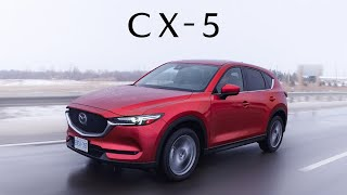 2019 Mazda CX-5 Review - Turbo, AWD, Android Auto, Apple CarPlay