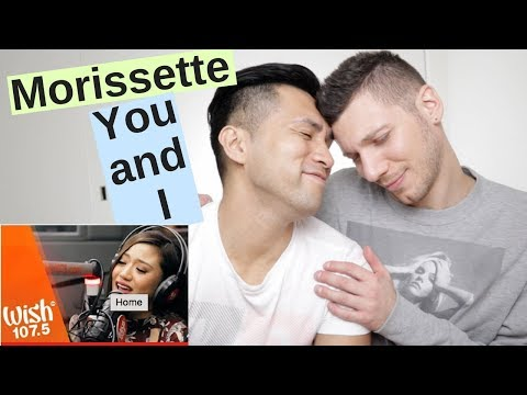 """Morissette performs """"You And I"""" LIVE on Wish 107.5 Bus 