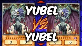 YUBEL FIRE KING VS YUBEL METALFOES (Yugioh Competitive Duel)