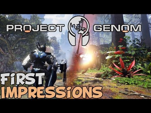 Project Genom (Early Access) First Impressions