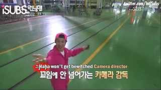 RM #15 Haha and Joong Ki Action Scene
