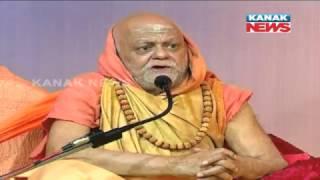 Shankaracharya Criticises BJD During Foundation Ceremony of Bimala Temple