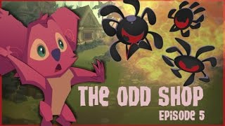 The Odd Shop (Animal Jam Skit) S.1 Ep. 5
