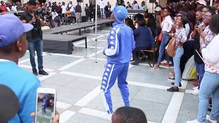 Never mess with Bujwa Limpopo Boy Killer dance moves [2018 HD]