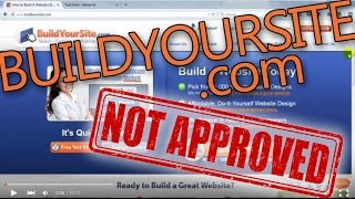 BuildYourSite.com Review - Why Use This Website Builder?