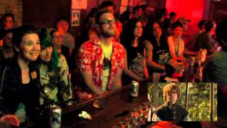 """:( "" - Reactions to The Viper vs. The Mountain at The Burlington Bar"