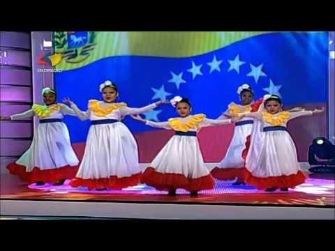 TVES Danzas Nacionalistas Escuela de Formación Artística Sakura Dance