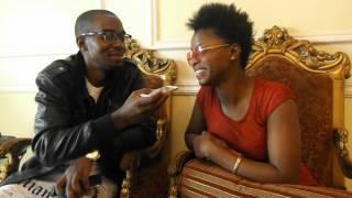 Entretient avec l'artiste Chanteuse Camerounaise  DAPHNE by Magnum Vocal & King Pierre Junior