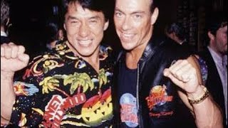 Jackie Chan And Dolph Lundgren Talk About Jean Jean-Claude Van Damme