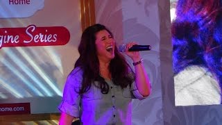 REGINE VELASQUEZ -  On The Wings Of Love (The Regine Series Nationwide Tour - SM Dasmariñas)