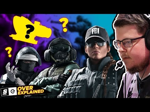 How a Controversial Gunsight is Redefining Rainbow Six Siege OverExplained
