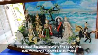 5   Star OTOP, Thai Puppets Products Presentation