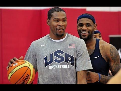 watch Team USA Basketball Training Camp for 2016 Olympics