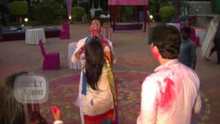 Rajat, Anushka, Alka, Siddhant & Rohan Dance & Celebrate Holi | Shastri Sisters