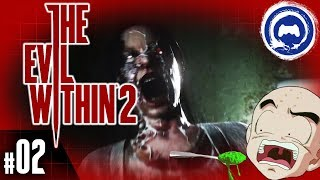 The Evil Within 2 Part 2 - Krillin Plays
