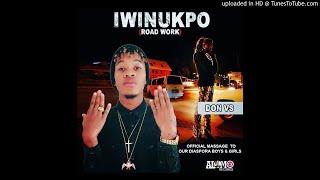 DON VS - IWINUKPO (ROAD WORK) OFFICIAL AUDIO Prod. by Spurz Tunez