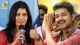 Vijay sir called me & appreciated Sathya : Sibiraj, Varalakshmi Sarathkumar Speech | Success Meet