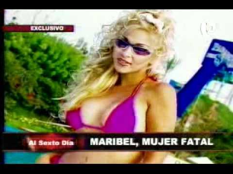 Maribel Velarde mujer fatal