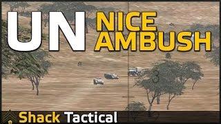 UN Nice Ambush - ShackTac Arma 2