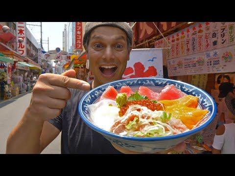 Xxx Mp4 Tokyo Street Food Market Experience Ameyoko ★ ONLY In JAPAN 3gp Sex