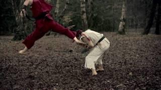 Street Fighter Legacy 2010 Short Film Ken VS Ryu Fight Scene [HD] [DoS]
