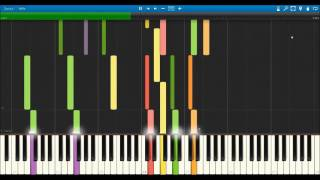 watch the world burn  the dark knight ending sequence  hans zimmer  synthesia