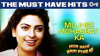 Mujhse Mohabbat Ka - Hum Hain Rahi Pyaar Ke | Aamir Khan, Juhi Chawla | Kumar Sanu, Alka Yagnik